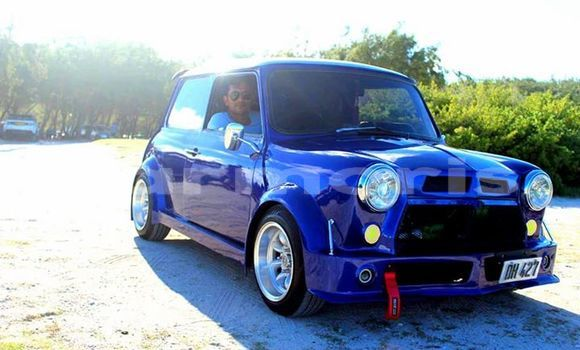 Buy Used Mini Cooper Blue Car in Port Louis in Port Louis District