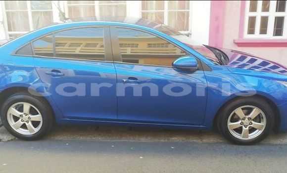 Buy Used Chevrolet Caprice Blue Car in Port Louis in Port Louis District