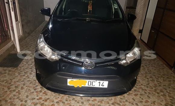 Buy Used Toyota Yaris Black Car in Central Flacq in Flacq