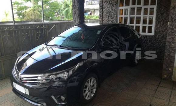 Buy Used Toyota Corolla Black Car in Port Louis in Port Louis District