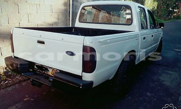 Buy Used Ford Ranger White Car in Port Louis in Port Louis District