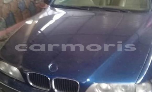 Buy Used BMW 5–Series Blue Car in Central Flacq in Flacq