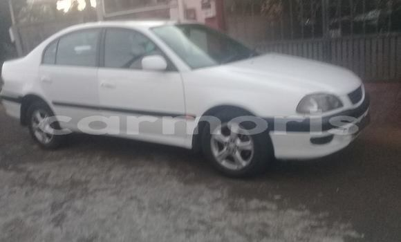 Buy Used Toyota Corolla White Car in Pamplemousses in Pamplemousses District