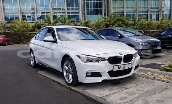 Buy Used BMW 3–Series White Car in Port Louis in Port Louis District