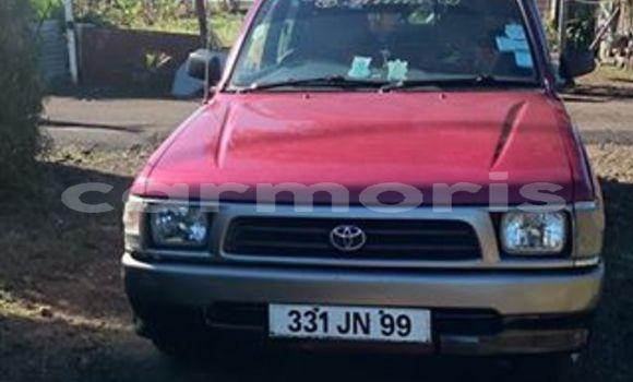 Buy Used Toyota Hilux Red Car in Moka in Moka