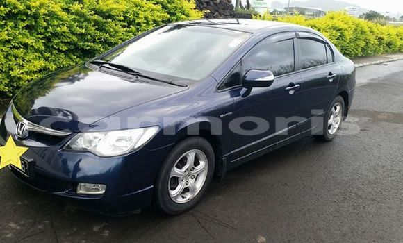 Buy Used Honda Civic Blue Car in Port Louis in Port Louis District