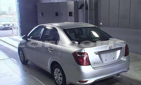 Buy Used Toyota Axio Silver Car in Moka in Moka
