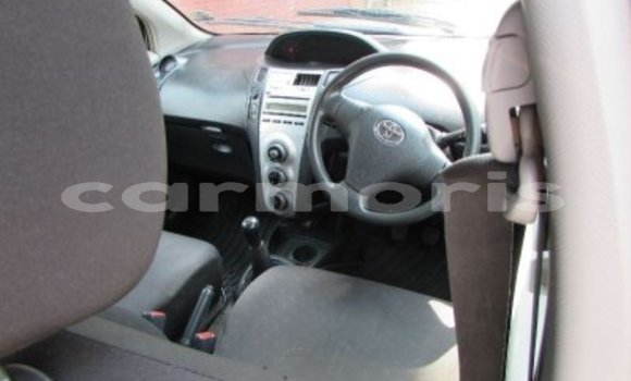 Buy Used Toyota Yaris Silver Car in Baie du Cap in Savanne District