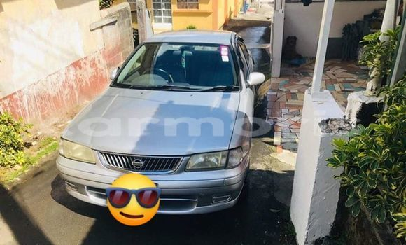 Buy Used Nissan Sunny Silver Car in Curepipe in Plaines Wilhems District