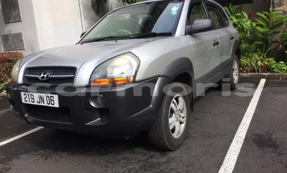 Buy Used Hyundai Tucson Silver Car in Moka in Moka