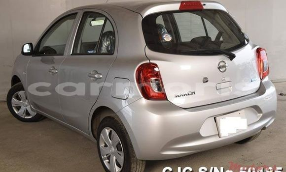 Buy Used Nissan Micra Silver Car in Quatre Bornes in Plaines Wilhems District