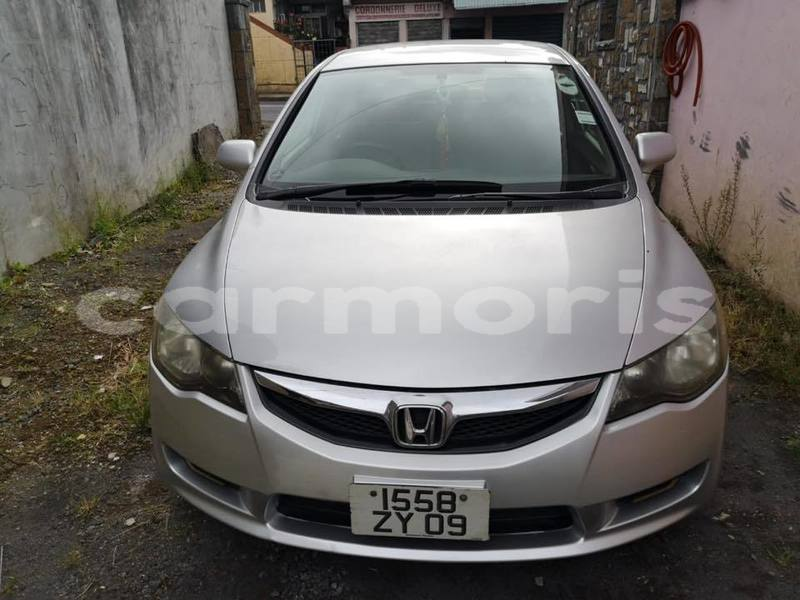 Big with watermark front view honda