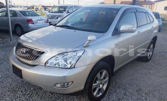 Buy Used Toyota Harrier Silver Car in Port Louis in Port Louis District