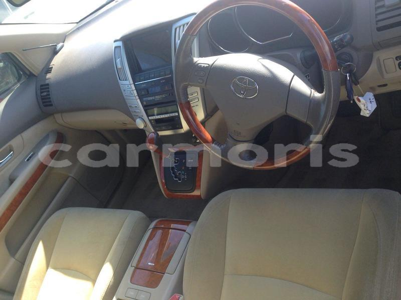 Big with watermark harrier 2005 2400cc lexus rx 5
