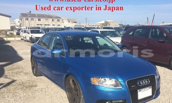 Buy Used Audi A4 Blue Car in Port Louis in Port Louis District