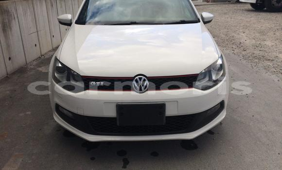 Buy Used Volkswagen Polo GTI White Car in Port Louis in Port Louis District