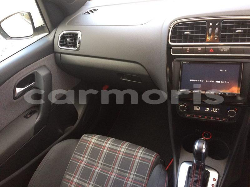 Big with watermark vw polo 2011 gti used car for sale in japan www.used cars.co 23