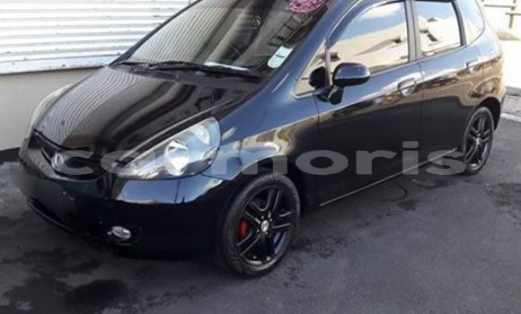 Buy Used Honda FIT Black Car in Port Louis in Port Louis District