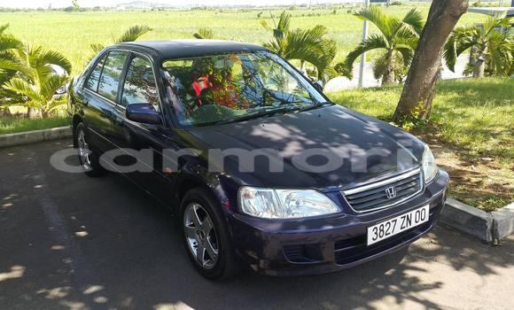 Buy Used Honda City Blue Car in Port Louis in Port Louis District