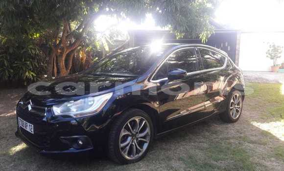 Buy Used Citroen DS4 Black Car in Beau Bassin–Rose Hill in Plaines Wilhems District