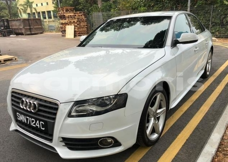 Big with watermark audi a4 savanne district baie du cap 2465