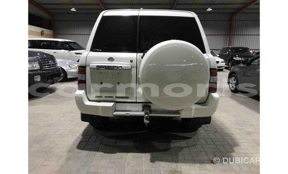Acheter Importé Voiture Nissan Patrol Blanc à Import - Dubai, Îles Agalega