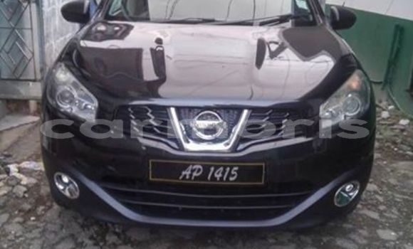 Buy Used Nissan Qashqai Black Car in Vacoas-Phoenix in Plaines Wilhems District