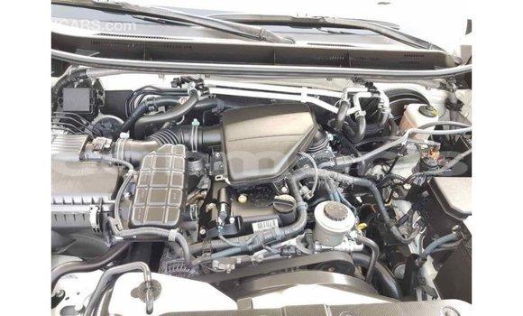 Buy Import Toyota Prado White Car in Import - Dubai in Agalega Islands