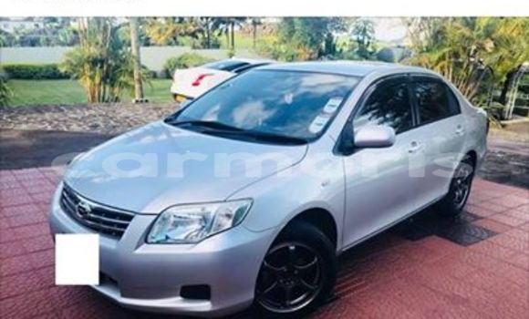 Buy Used Toyota Axio Silver Car in Pamplemousses in Pamplemousses District