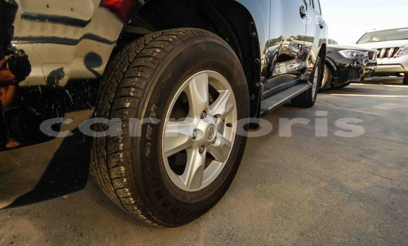 Buy Import Toyota Land Cruiser Black Car in Import - Dubai in Agalega Islands