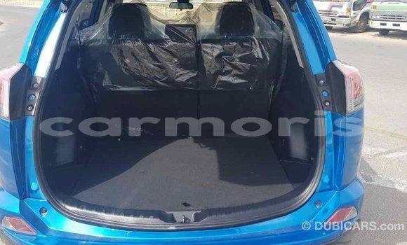 Buy Import Toyota RAV4 Blue Car in Import - Dubai in Agalega Islands