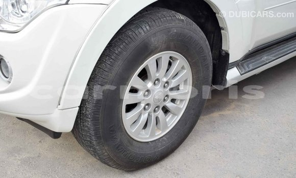 Buy Import Mitsubishi Pajero White Car in Import - Dubai in Agalega Islands