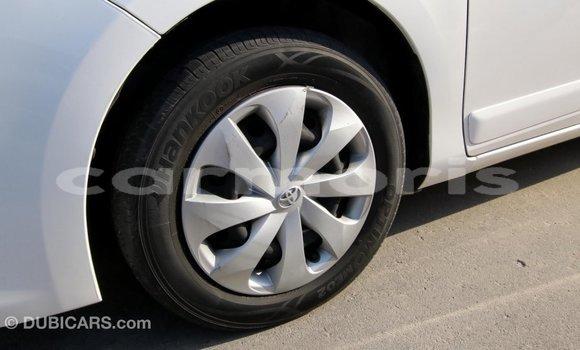 Buy Import Toyota Yaris White Car in Import - Dubai in Agalega Islands