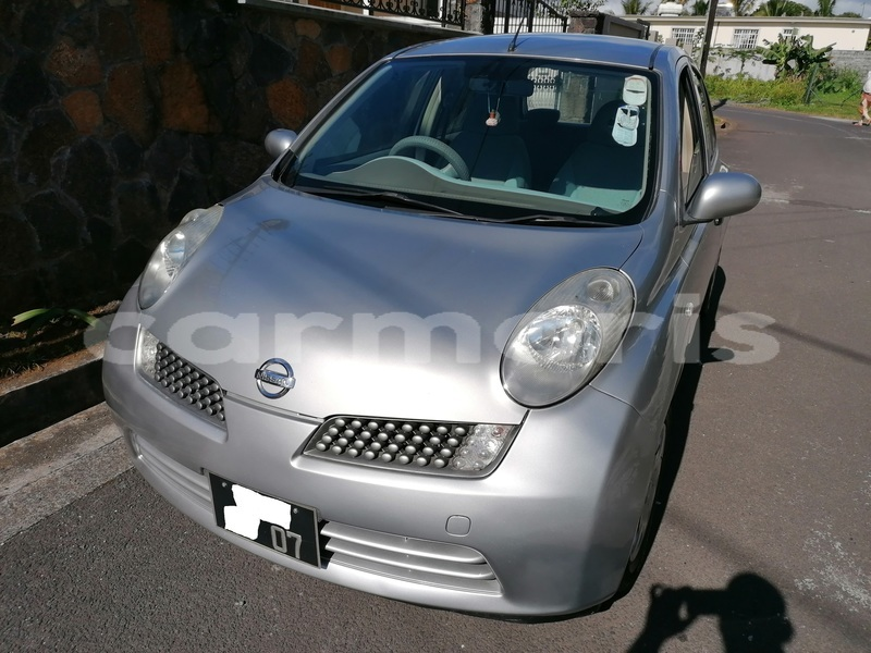 Big with watermark nissan march plaines wilhems district vacoas phoenix 4363