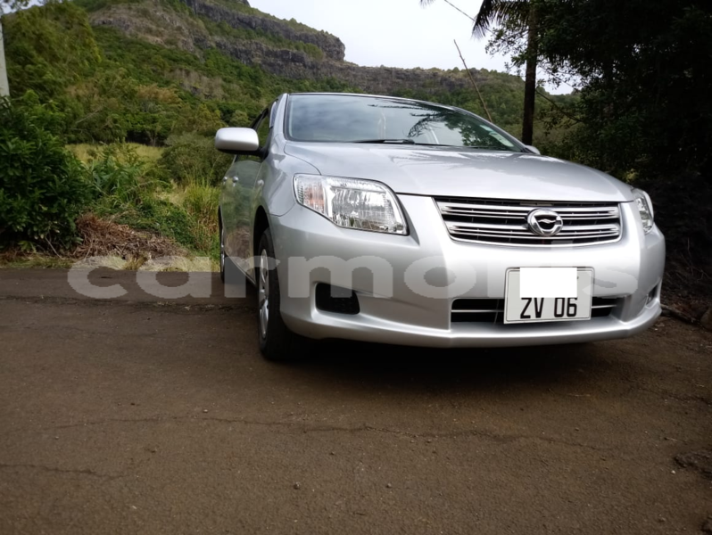 Big with watermark toyota axio pamplempousses long mountain 4381