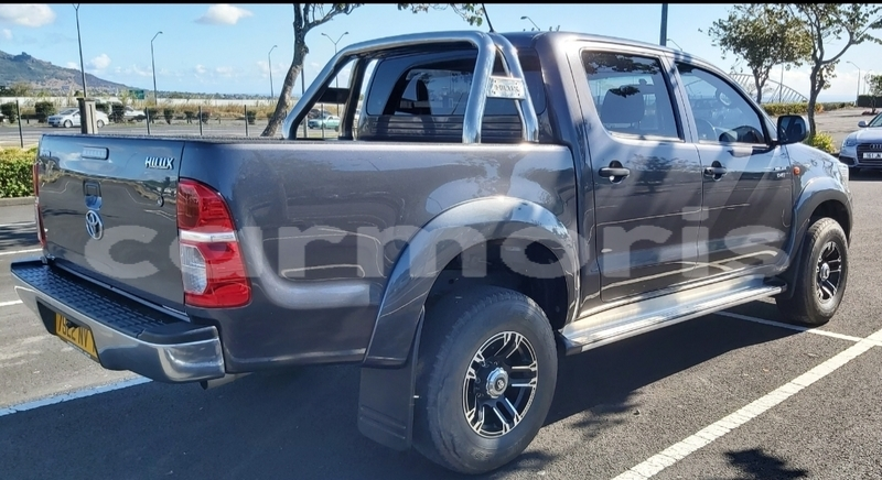 Big with watermark toyota hilux plaines wilhems district vacoas phoenix 4390