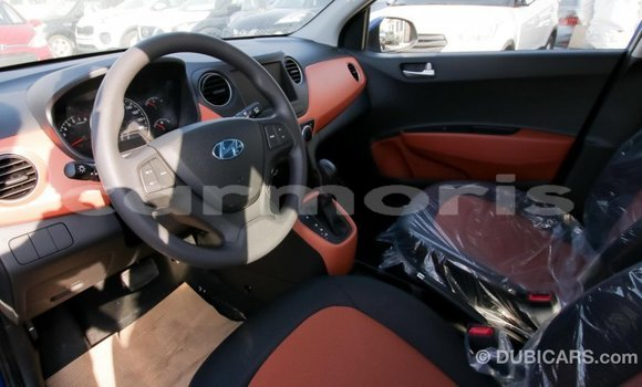 Buy Import Hyundai i10 Blue Car in Import - Dubai in Agalega Islands