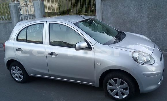 Buy Used Nissan Micra Silver Car in Port Louis in Port Louis District