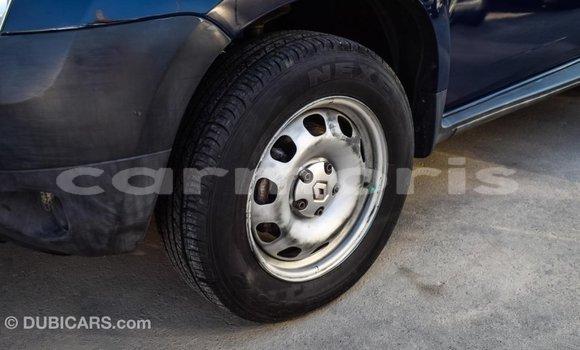 Buy Import Renault Duster Blue Car in Import - Dubai in Agalega Islands