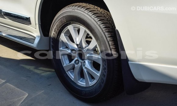 Buy Import Toyota Land Cruiser White Car in Import - Dubai in Agalega Islands