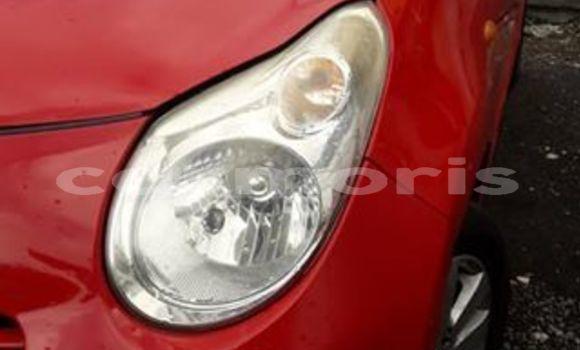 Buy Used Suzuki Celerio Red Car in Quatre Bornes in Plaines Wilhems District