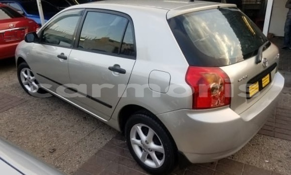 Buy Used Toyota Runx Silver Car in Curepipe in Plaines Wilhems District