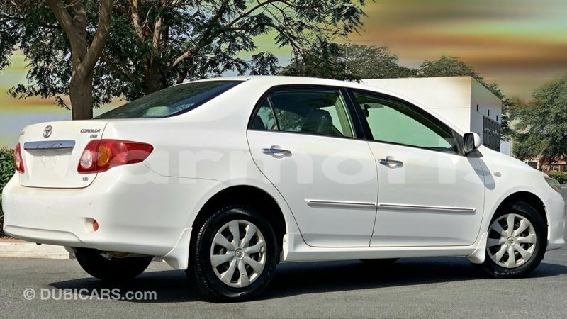 Big with watermark toyota corolla agalega islands import dubai 4973