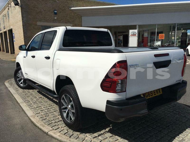 Big with watermark toyota hilux black river district tamarin 5081