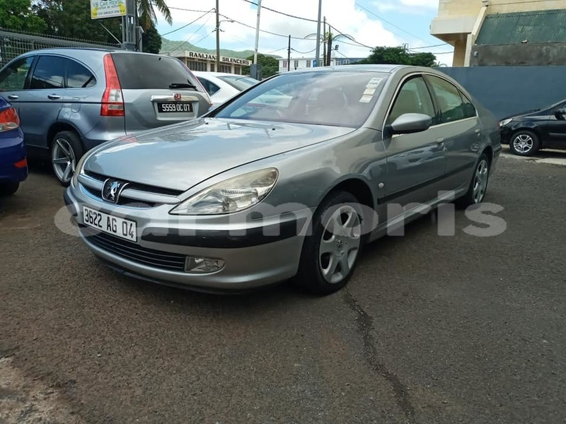 Big with watermark peugeot 607 black river district albion 5232