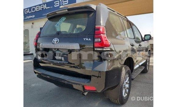 Buy Import Toyota Prado Black Car in Import - Dubai in Agalega Islands