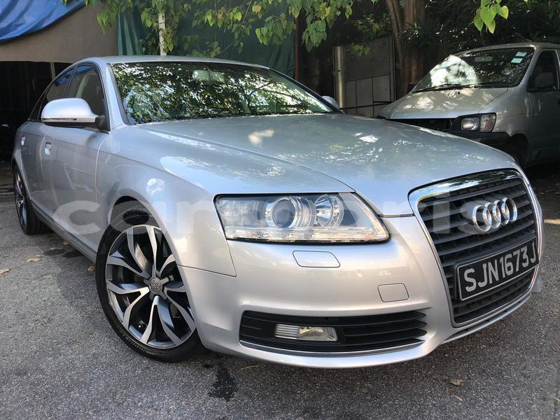 Big with watermark audi a6 5