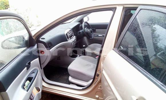 Buy Used Hyundai Accent Brown Car in Port Louis in Port Louis District