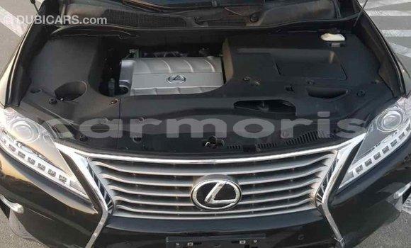 Buy Import Lexus RX 350 Black Car in Import - Dubai in Agalega Islands