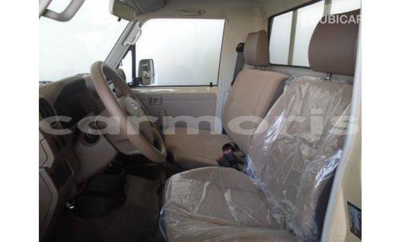 Buy Import Toyota Land Cruiser White Car in Import - Dubai in Agalega Islands